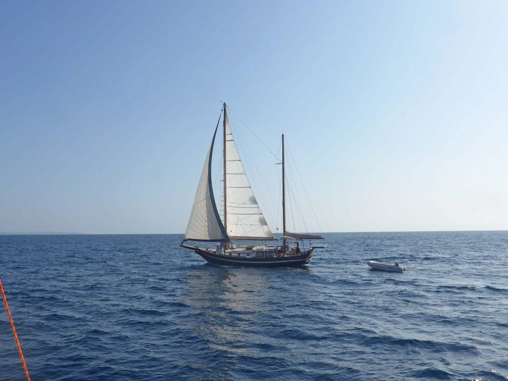 zeilen op Ibiza en Formentera