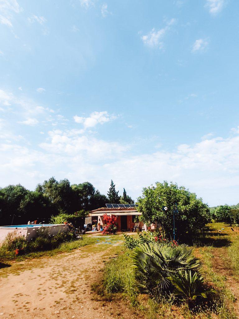 Duurzaam huisje op mallorca